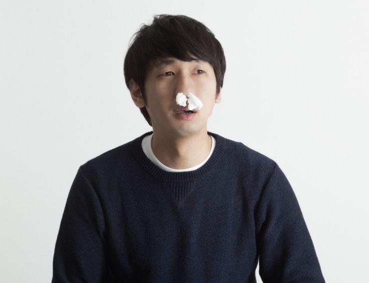 鼻いびき原因